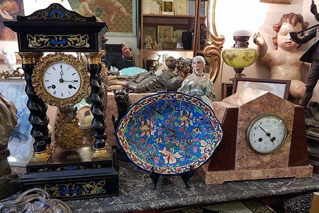 Reloj Napoleón III